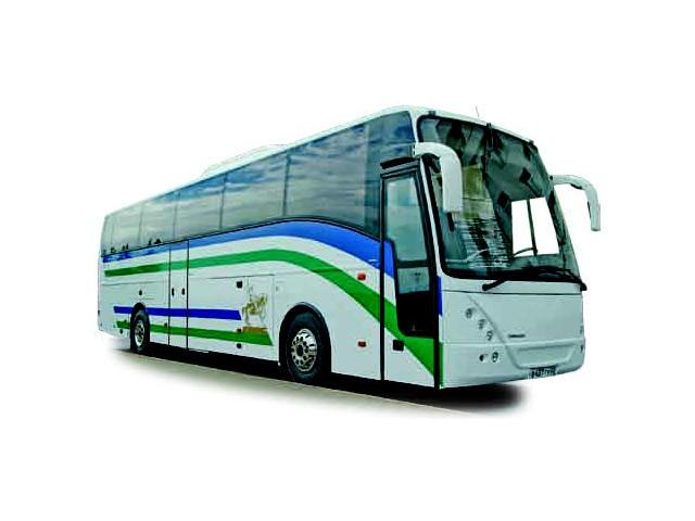 Российский автобус Нефаз