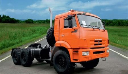 Седельный тягач КАМАЗ-44108  Рестайлинг
