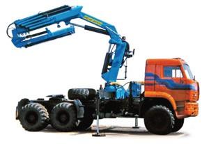 КАМАЗ-65225 с ИМ-240